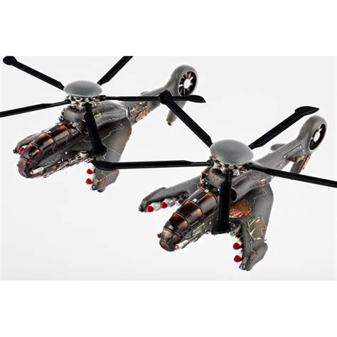 Ah-16 Cyclone Attack Helicopter
