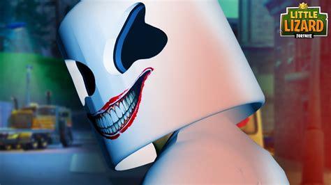 marshmello   joker fortnite short films