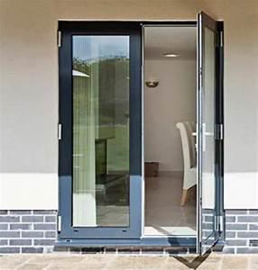 Porte fenetre aluminium sur mesure porte fenetre alu pas for Porte fenetre exterieur