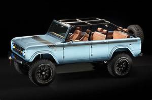 1966 Ford Bronco Four Door Heads to SEMA – #TENSEMA17