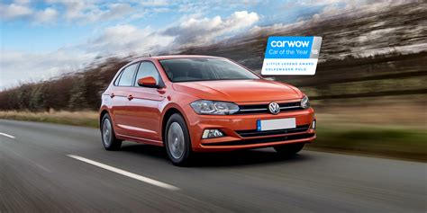 volkswagen polo review carwow
