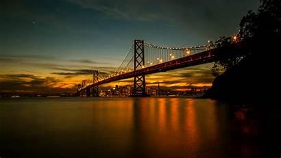 Bridge 5k Francisco San Bay Wallpapers 4k