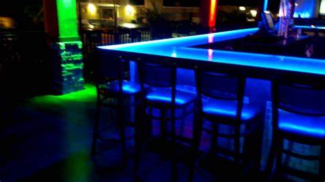Kitchen Bar Table Ideas - bar and nightclub led lighting ideas youtube