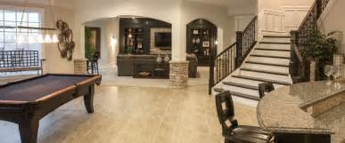 ranch open floor plans photo gallery of finished basements robert lucke homes