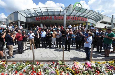 Wohnung Mieten München Olympia Einkaufszentrum by Olympia Einkaufszentrum Mehrere Tausend Menschen Gedenken