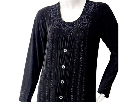 Jersey Abaya With Scarf Price In Pakistan (m009029
