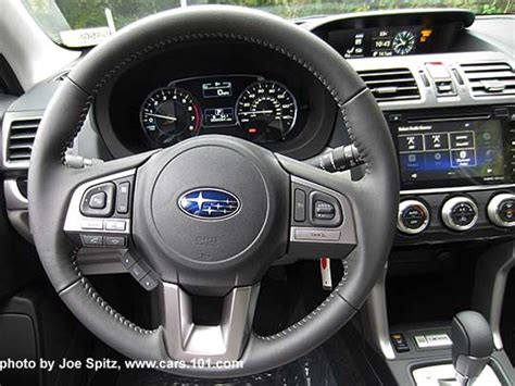 subaru forester steering wheel 2017 forester purchase yesterday unhappy merged