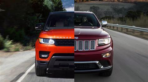 jeep range rover range rover vs jeep cherokee summit 2015 specs price