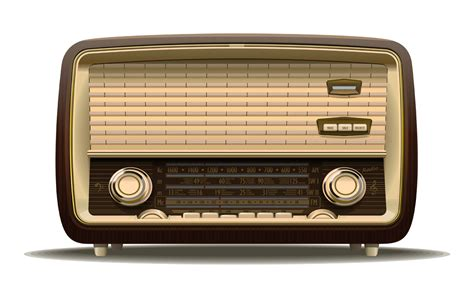 Old Radio Png  Wwwpixsharkcom  Images Galleries With A