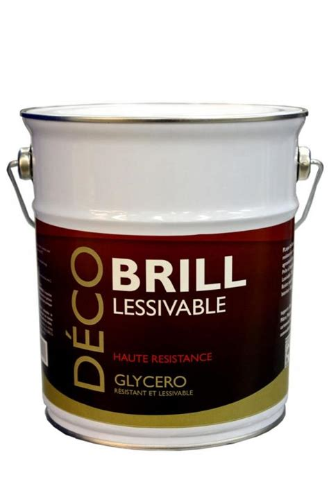 enduit cuisine lessivable solemur brill