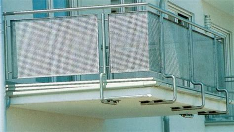 Gutjahr Randabschlussprofile Und Rinnen Für Balkone Und