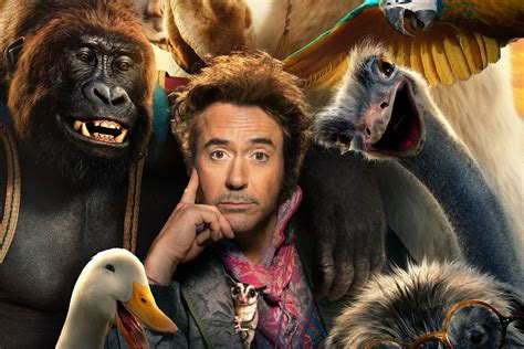dolittle downey robert jr movie famous pocket they delight mad adults drive children