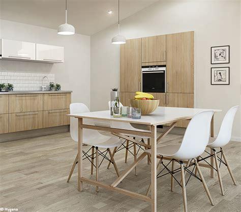 meuble cuisine scandinave cuisine scandinave meuble le bois chez vous