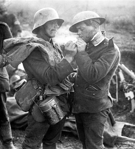 Christmas Truce 1914 Peace In No Man's Land Life