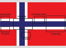 Norway is the mother of all flags Rebrncom