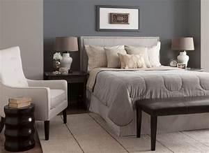 Charcoal, Coast, Bedroom