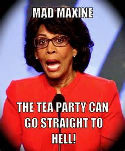 Maxine Waters Behold Thyself When Checking For Racism