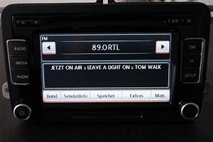 Autoradio Volkswagen Rcd 510 : originali vw autoradio rcd 510 3c8 035 195 f con codice e ~ Kayakingforconservation.com Haus und Dekorationen