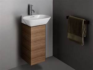 Meuble Pour Petite Salle De Bain : 40 meubles pour une petite salle de bains elle d coration ~ Melissatoandfro.com Idées de Décoration