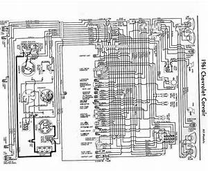 Electrical Wiring Diagram Of 1961 Chevrolet Corvair