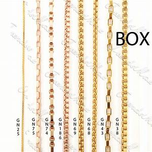 56 Types Of Gold Chains For Necklace, Personalised ...