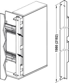 Sliding Folding Cabinet Doors by Cover Profile For Folding And Pivot Sliding Cabinet Doors