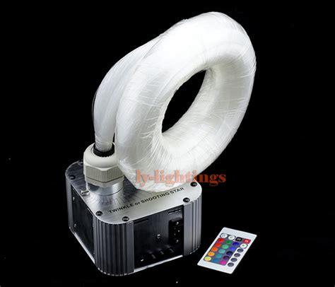 optic fiber light kit 32w led light engine with optical