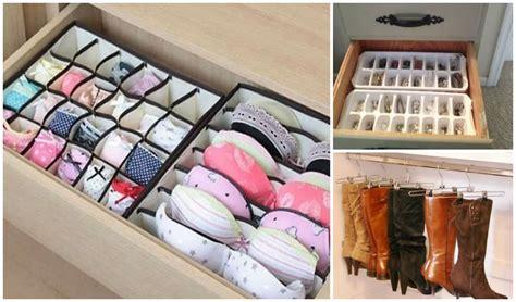 amazing tips    closet  dresser organized
