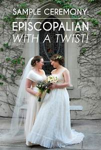 99 best images about episcopal church on pinterest With lesbian wedding ceremony readings