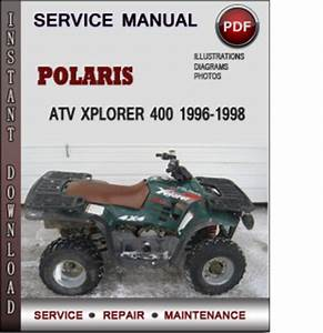 Polaris Atv Xplorer 400 1996