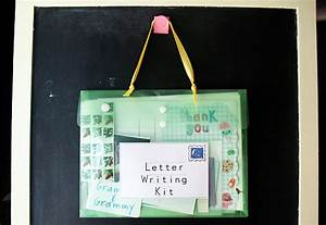 create a letter writing kit for kids let39s explore With mother daughter letter writing kit