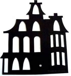 printable haunted house craft bing images haunted