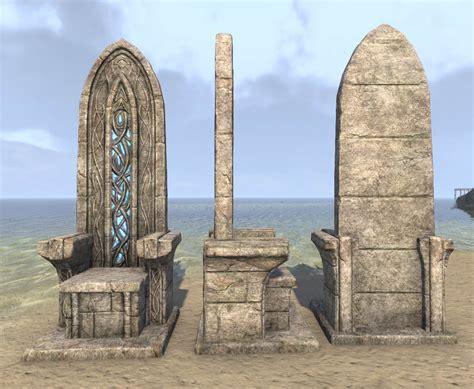 eso fashion ayleid throne elder scrolls