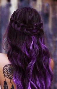 Dark Purple To Light Purple Ombre Hair   www.imgkid.com ...