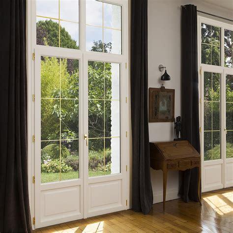 Fenêtre Et Porte-fenêtre Pvc Exceo Héritage