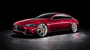 Wallpaper Mercedes-AMG GT, Concept cars, 2017, 4K ...
