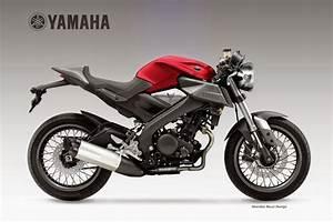 Yamaha Mt 125 2017 : yamaha mt 125 caf racer by oberdan bezzi moto revue ~ Medecine-chirurgie-esthetiques.com Avis de Voitures