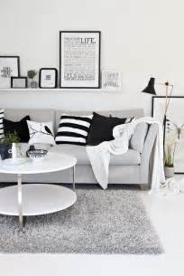 black livingroom furniture halcyon wings black white and grey living room