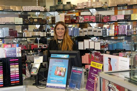 the fragrance shop victoria centre