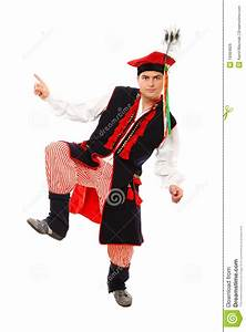 Polish Man In A Traditional Outfit Royalty Free Stock ...