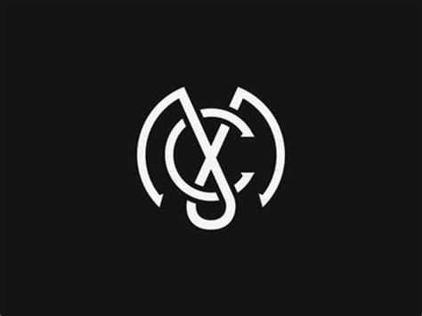 inspiring examples  monogram logos