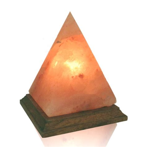 himalayan salt l pyramid carved himalayan salt ls himalayan salt boutique