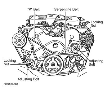 199 Intrepid Wiring Diagram by Need Diagram To Replace Timing Belt On 2000 Dodge Intrepid