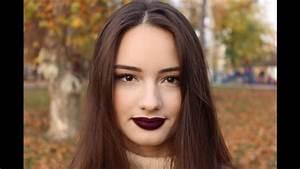 Fall Makeup Look | Jana Dačović - YouTube  Jana