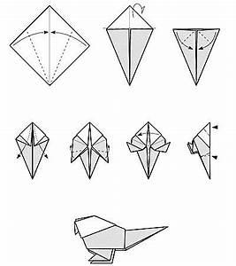 Origami Kranich Anleitung : origami vogel anleitung einfach my blog ~ Frokenaadalensverden.com Haus und Dekorationen