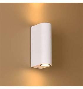 Applique Spot Led : applique spot tanche led blanche epsilon ~ Edinachiropracticcenter.com Idées de Décoration