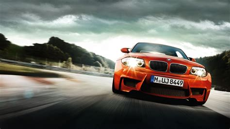 wallpaper bmw red cool car  hd picture image