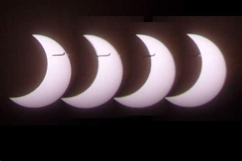 dermuehle eclipse with airplane