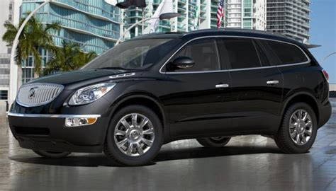 2012 Buick Enclave by 2012 Buick Enclave Information And Photos Momentcar