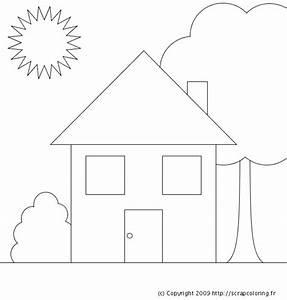 Maison à Colorier Coloriage Maison Imprimer Coloriage Maison Des 7